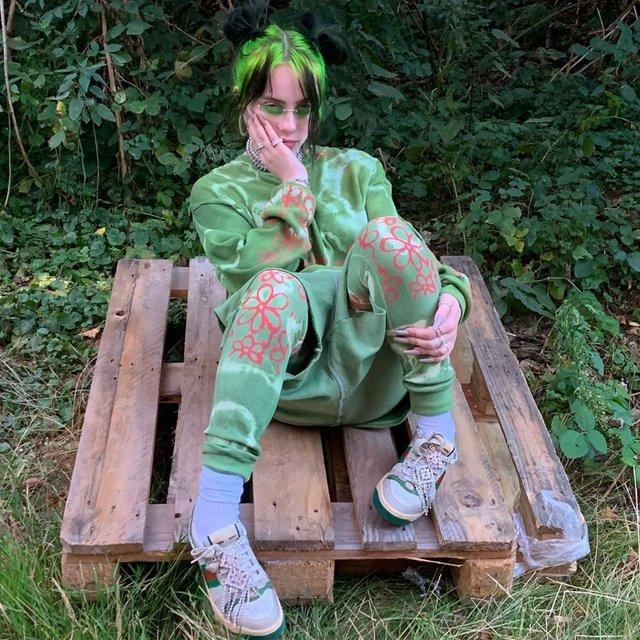 Біллі Айліш - 17 років - фото 368014