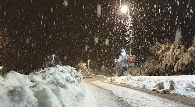 Францію накрив потужний снігопад: шокуючі фото - фото 368217
