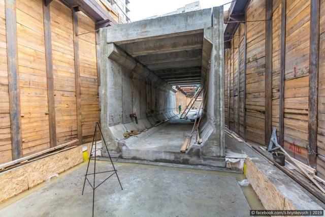 Метро на Виноградар: у мережі з'явилися фото першого тунелю - фото 368224