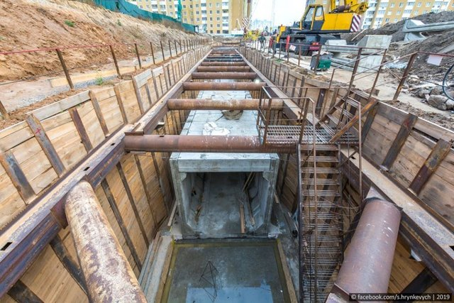 Метро на Виноградар: у мережі з'явилися фото першого тунелю - фото 368227