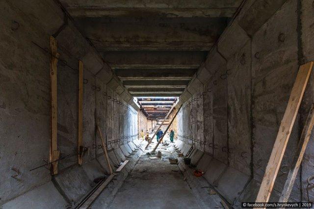 Метро на Виноградар: у мережі з'явилися фото першого тунелю - фото 368228
