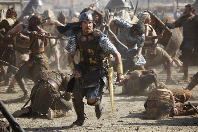 Крістіан Бейл у фільмі Вихід: Царі і боги - фото 368250