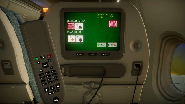 Плач дитини і кросворд: представлено реалістичний симулятор 6-годинного авіаперельоту - фото 368272