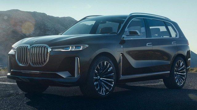 BMW X8 покажуть наприкінці 2020 року - фото 368543