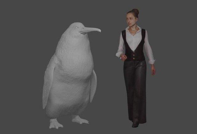 У Новій Зеландії знайшли останки гігантського пінгвіна: як людина - фото 368587