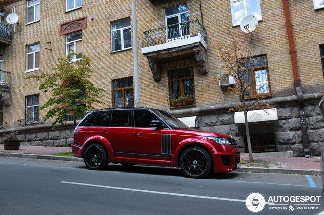 У мережі показали найрозкішніші авто, які були помічені в Україні цієї осені - фото 368636