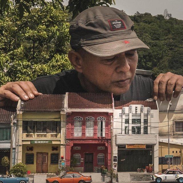 Художник створює вражаючі мініатюри авто, які змушують придивитись - фото 368829
