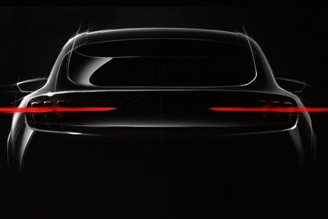 Електричний Ford Mustang: розкриті характеристики новинки - фото 368894