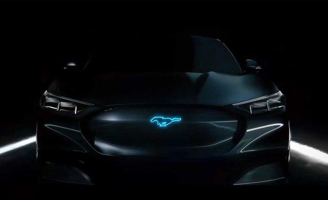 Електричний Ford Mustang: розкриті характеристики новинки - фото 368895