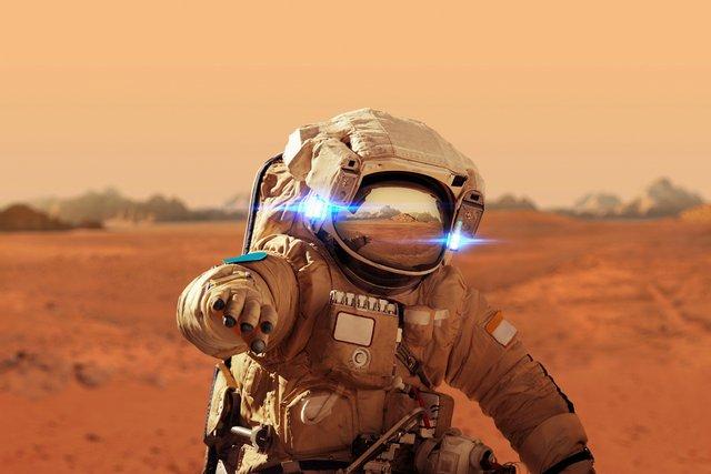 Вивчення Марса  - фото 368955