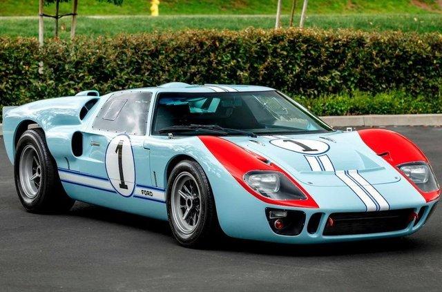 Форд проти Феррарі: гоночний Ford GT40 з фільму продають - фото 369098