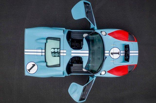 Форд проти Феррарі: гоночний Ford GT40 з фільму продають - фото 369099