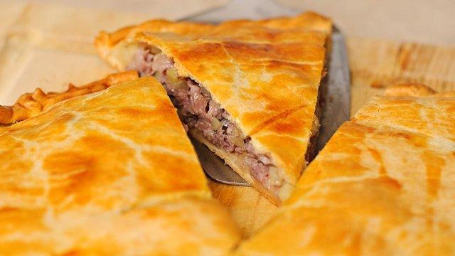 Гарячі страви зі свинини: смачні рецепти з фото - фото 369210