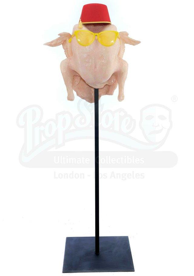 Костюми і атрибутику з серіалу Друзів виставлять на аукціон - фото 369234