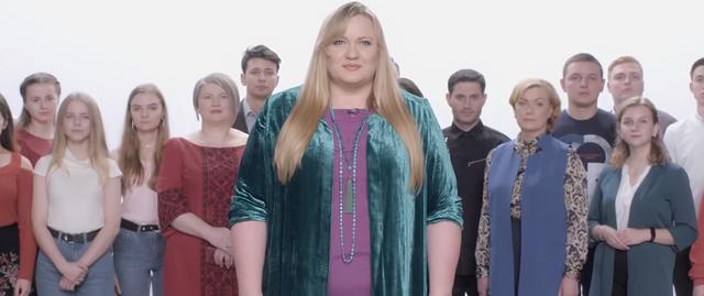 Українські зірки і спортсмени записали потужне відео до Дня гідності та свободи 2019 - фото 369305