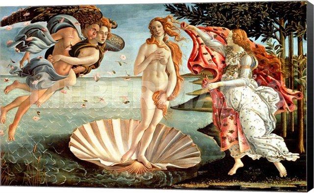 Народження Венери - фото 369390