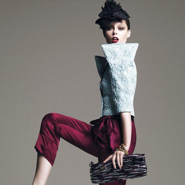 Моделі 90-х: як змінилася розкішна квітка світу моди Коко Роша (18+) - фото 369420