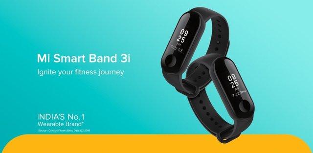 Mi Band 3i – спрощена версія Mi Band 3 - фото 369473