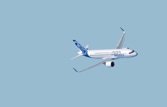 Airbus A320 завоював перше місце на ринку літаків - фото 369490