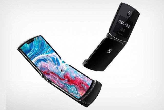 RAZR 2019 таки став смартфоном зі складним екраном - фото 370055