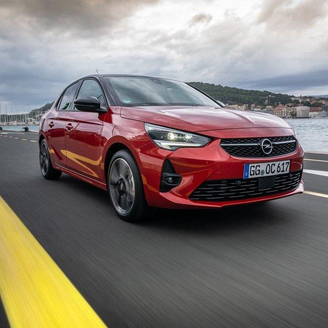Opel - фото 370173