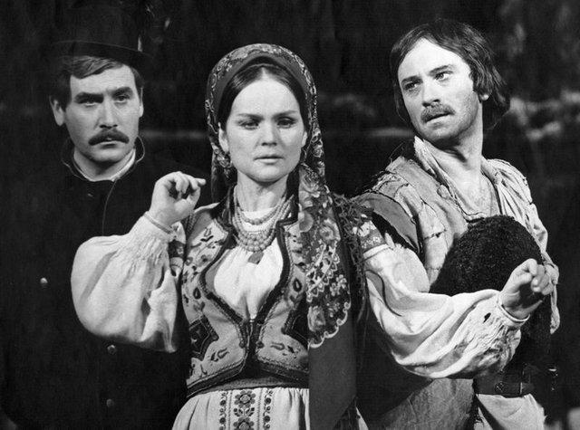 'Украдене щастя' І. Франка (1976 р.), ФОТО: Театру імені Марії Заньковецької - фото 370273