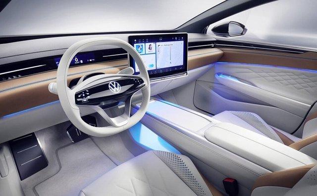Volkswagen представили електрокар з крутим практичним салоном - фото 370331