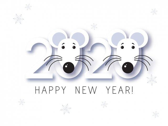 2020 – рік Білого Металевого Пацюка - фото 370635