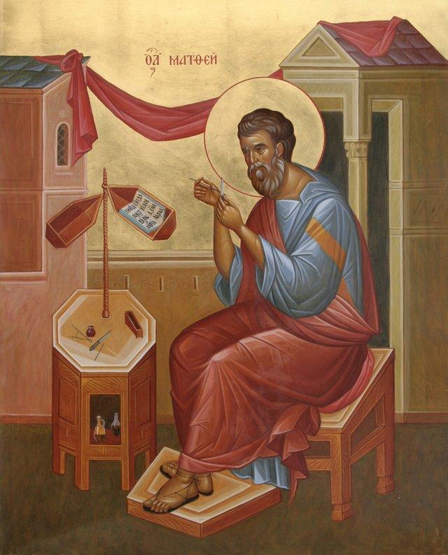 Апостол Матфей (Левій)  - фото 370751