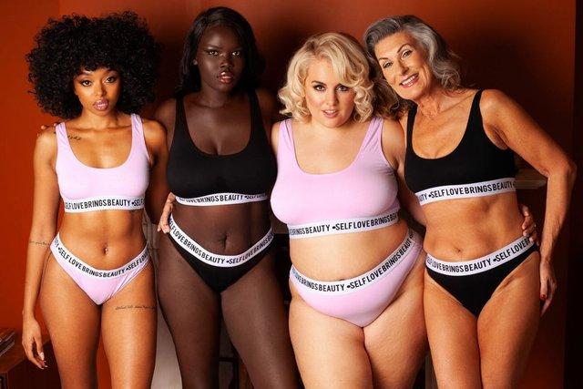 Plus-size модель випустила сексуальну спідню білизну для пишнотілих жінок - фото 370777
