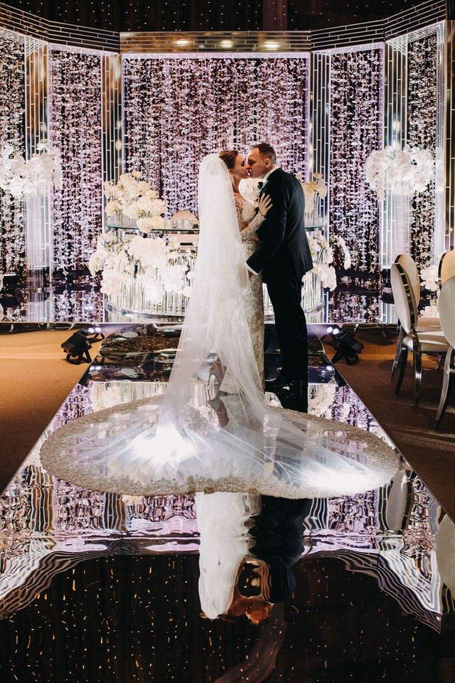 Дорожче, ніж в Каменських: як виглядало найрозкішніше весілля 2019 року в Україні - фото 370932