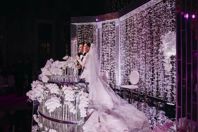 Дорожче, ніж в Каменських: як виглядало найрозкішніше весілля 2019 року в Україні - фото 370934