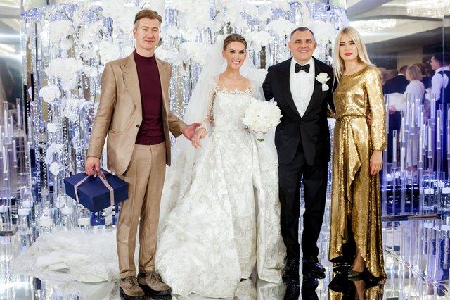 Дорожче, ніж в Каменських: як виглядало найрозкішніше весілля 2019 року в Україні - фото 370936