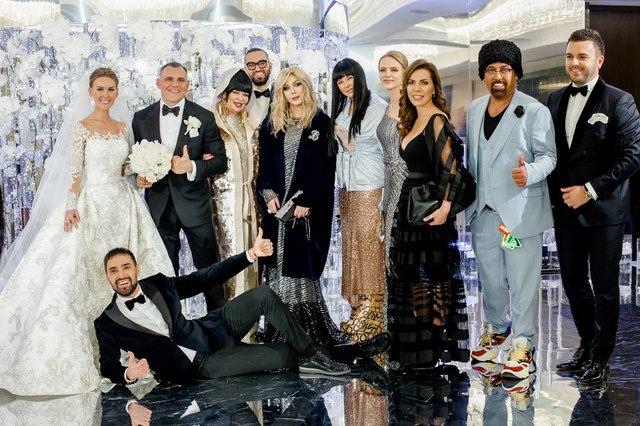 Дорожче, ніж в Каменських: як виглядало найрозкішніше весілля 2019 року в Україні - фото 370937