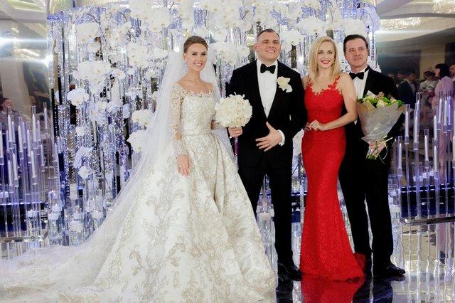 Дорожче, ніж в Каменських: як виглядало найрозкішніше весілля 2019 року в Україні - фото 370938