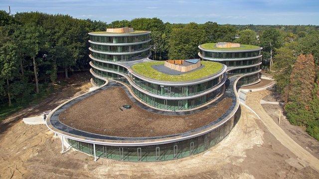 У Нідерландах з'явився офіс-конструктор, який можна розібрати і зібрати заново - фото 370967
