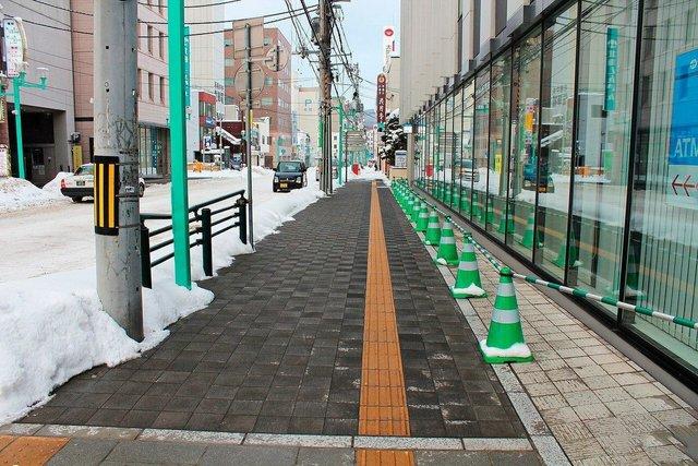 Тротуар з підігрівом - фото 371078