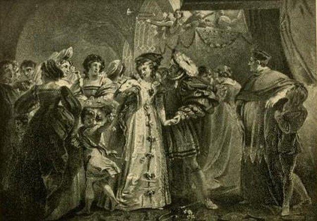 П'єса 'Генріх VIII' - фото 371119