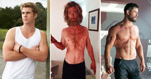 Актори, які змінилися до невпізнання: фото до і після - фото 371176