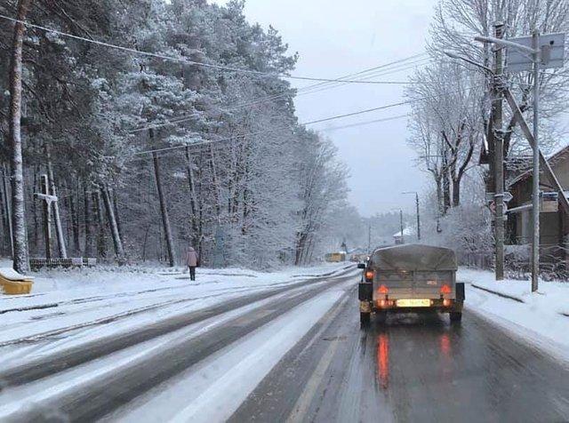 Перший сніг в Україні: добірка найкращих фото з Instagram - фото 371821