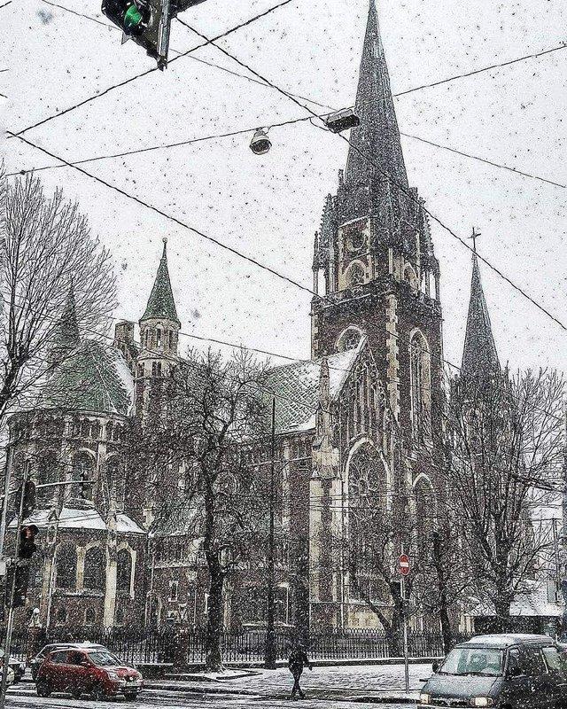 Перший сніг в Україні: добірка найкращих фото з Instagram - фото 371823