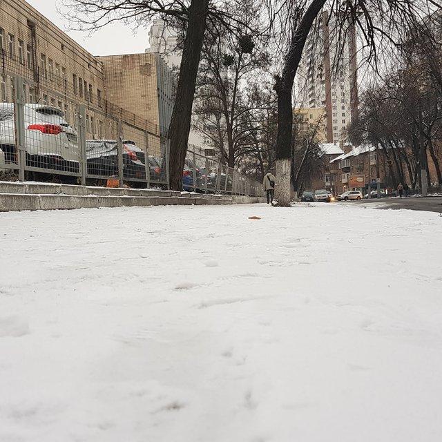 Перший сніг в Україні: добірка найкращих фото з Instagram - фото 371825