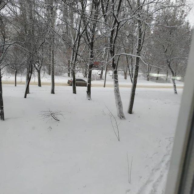 Перший сніг в Україні: добірка найкращих фото з Instagram - фото 371827