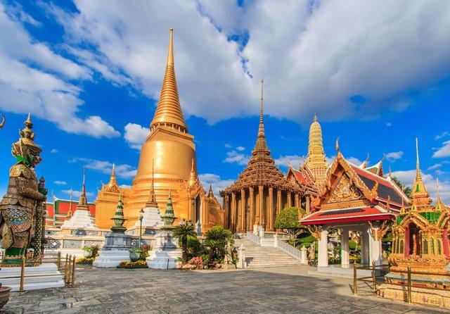 Бангкок  - фото 372052