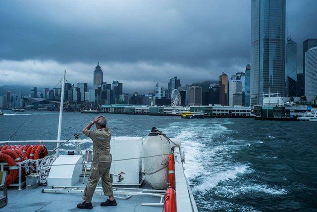 Гонконг - фото 372056