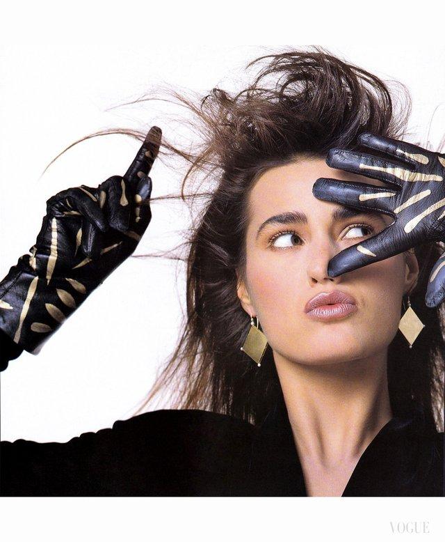 Моделі 90-х: як змінилася найбільш високооплачувана англійка Ясмін Ле Бон (18+) - фото 372360