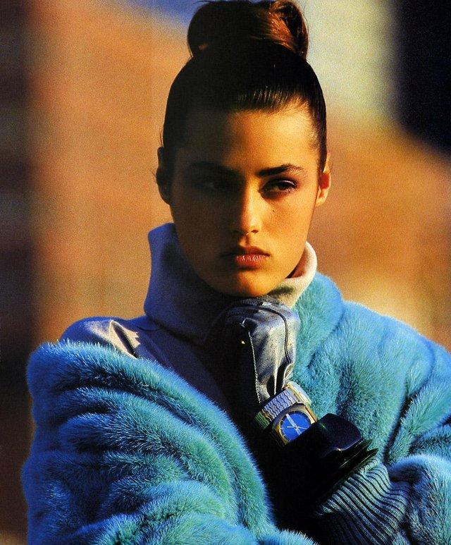 Моделі 90-х: як змінилася найбільш високооплачувана англійка Ясмін Ле Бон (18+) - фото 372362
