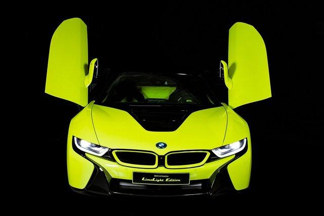 BMW показала унікальний спорткар в єдиному екземплярі - фото 372491
