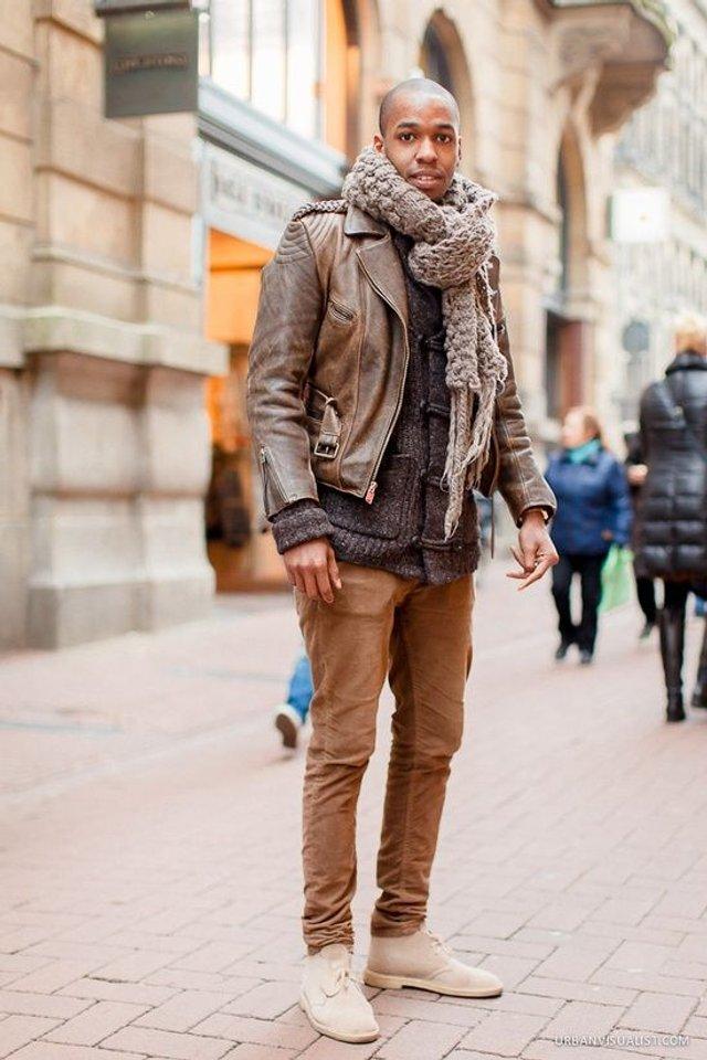 Чоловічі шарфи: 5 стильних варіантів для зими 2020 - фото 372560