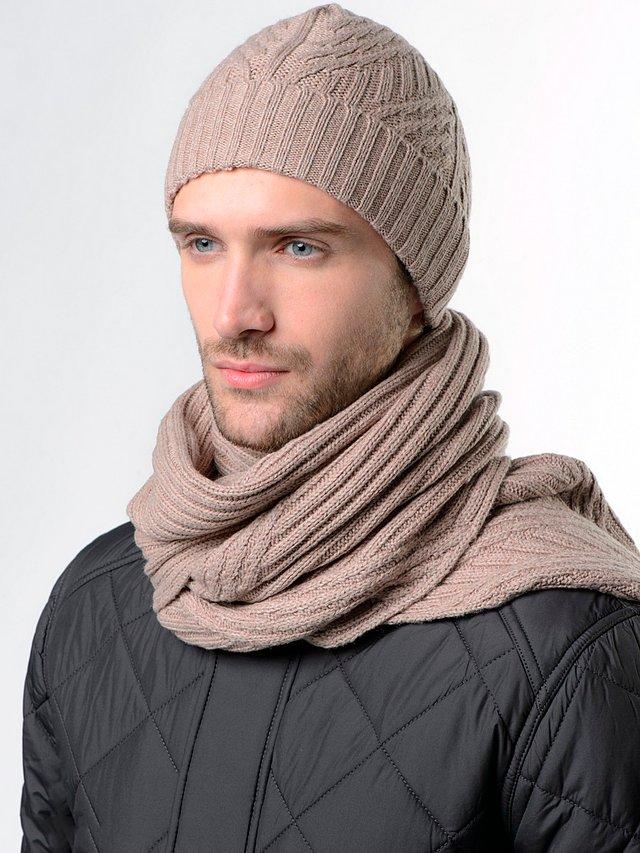 Чоловічі шарфи: 5 стильних варіантів для зими 2020 - фото 372563